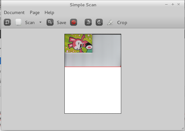 Simple Scan Linux