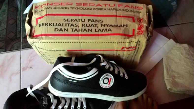 Sepatu Buatan Indonesia